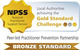 Gold Standard Bronze Logo small